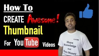 How to make BEST Thumbnails for YouTube Videos - SEO Search Engine Optimization Strategies