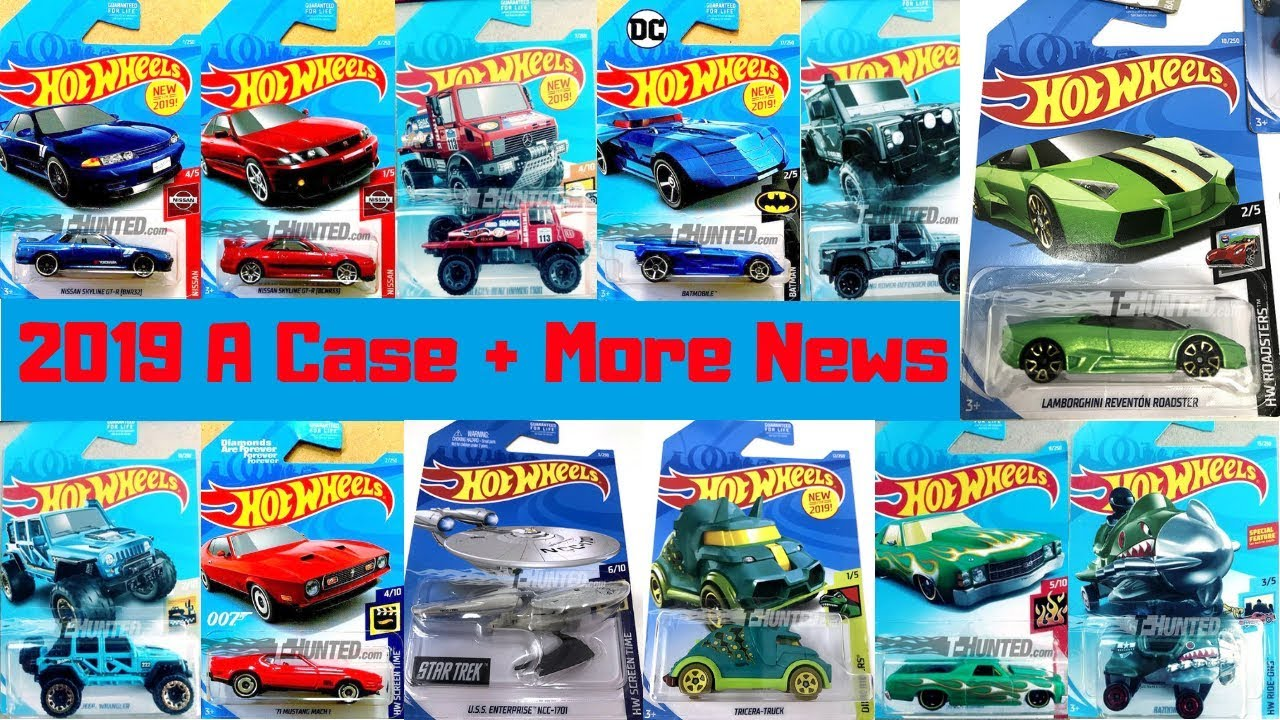 hot wheel 2019 a case cars super treasure hunts series. Black Bedroom Furniture Sets. Home Design Ideas