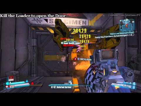 Borderlands 2 - How to find and farm Jimmy Jenkins - Challenge Accepted - Achievement - Trophy - HD