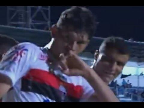 Gol Júnior Viçosa, Oeste 0 x 1 Atlético-GO - Série B 13/05/2016