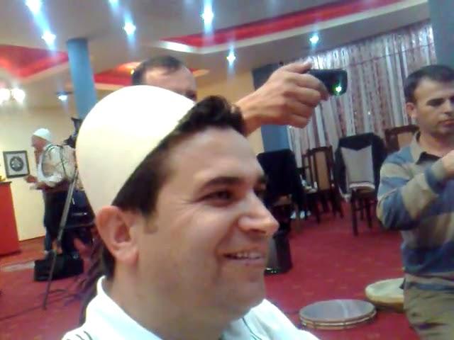 Rifat Berisha - video amatore ne rreth oxhakut