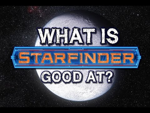 What Is Starfinder RPG Good For Straight Out Of The Box?