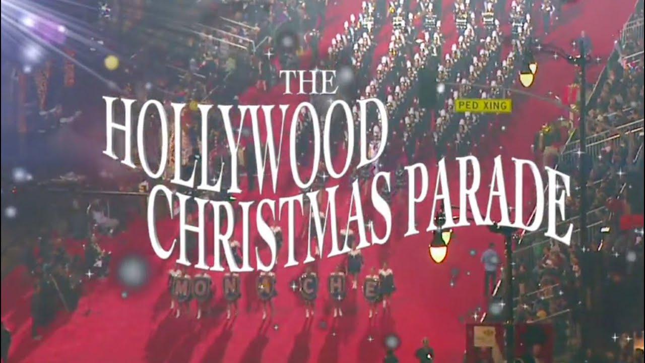R5 & Kool and The Gang @ Hollywood Christmas Parade - YouTube