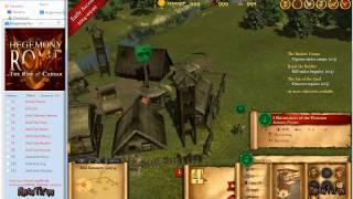 Hegemony Rome The Rise of Caesar rev 30687 64Bit Trainer +10
