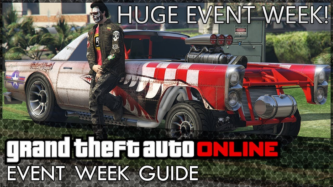 GTA Online: BEST Ways To Make MONEY This Week (HUGE Event Week!)