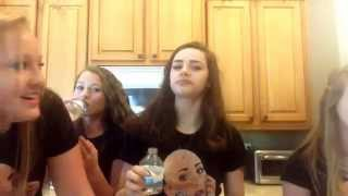 The Cinnamon Challenge with Team Talia Thumbnail
