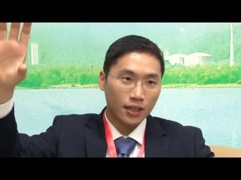 Interview with Benjamin Soon, Flibe Energy, at ThEC15 in Mumbai