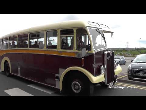 Potteries Transport Rally & Running Day 17 May 2015