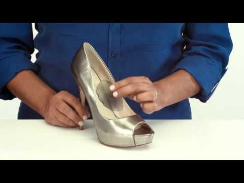 51cbeca74e Foot Petals Technogel Amazing Arches: Arch Cushions - YouTube