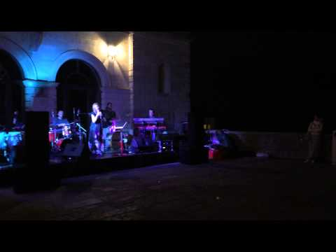Valentina Monetta - Crisalide (live a San Marino, 05/08/2014)