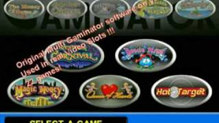 Real Video Slots Software on PC