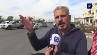 منطقة ابان في مدينة محافظة اربد بدون شبكة صرف صحي  منذ سنوات