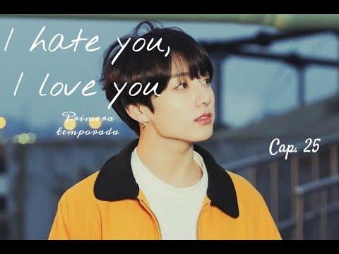 Imagina con Jungkook Cap.25  I hate you, I love you ♥
