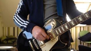 Die Toten Hosen - Schlampe (Gitarren Cover)