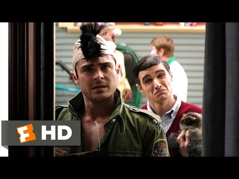 Neighbors (6/10) Movie CLIP - Robert De Niro Party (2014) HD