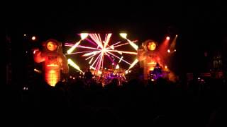 Primus - Over The Electric Grapevine (3D Tour)