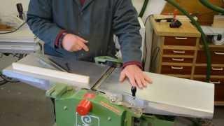 Setting Planer Blades