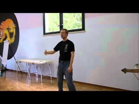 Maestro Pietro Malnati Wudang Qigong