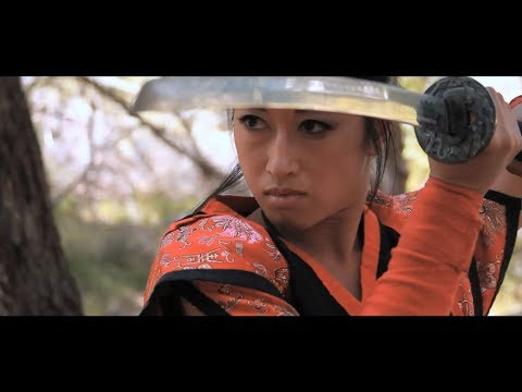 Samurai vs Ninja Girl: Short Film