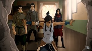 The Legend Of Korra Season 3 Episode 8 Review - Searching For The Enemies!