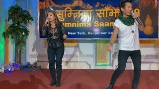 Soi dhole soi Rajesh Payal   Rai Basanti Rai   Live Performance