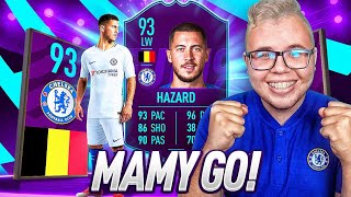 MAMY GO! 🔥 SBC HAZARD 93 PLAYER OF THE MONTH! | FIFA 19