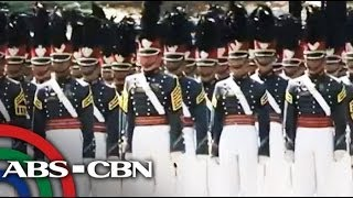PNoy to PMA grads: Honor Code should continue outside academy