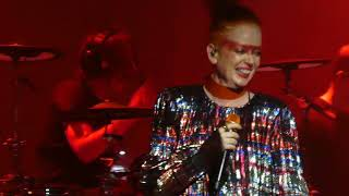 Garbage Push It When I Grow Up Messed Up Rock City Nottingham 11 9 18
