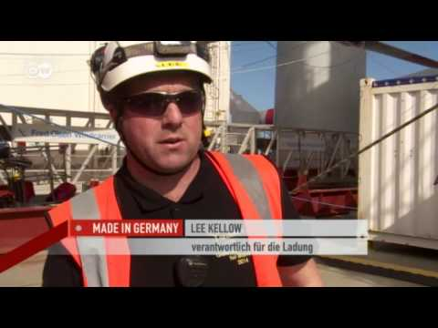Offshore-Monteure: Arbeiten Am Limit  | Made In Germany - Brave Tern