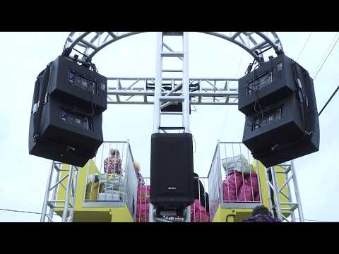 Let the Good Times Roll: PreSonus' WorxAudio Speakers at Mardi Gras