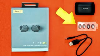[First Look] Jabra Elite 85T Hands-On, Unboxing and First Impressions!