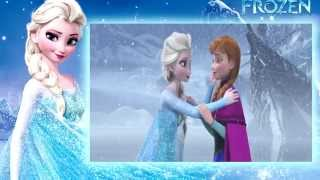Frozen - The Great Thaw (Vuelie replaced with the Circle of Life, Lion King)