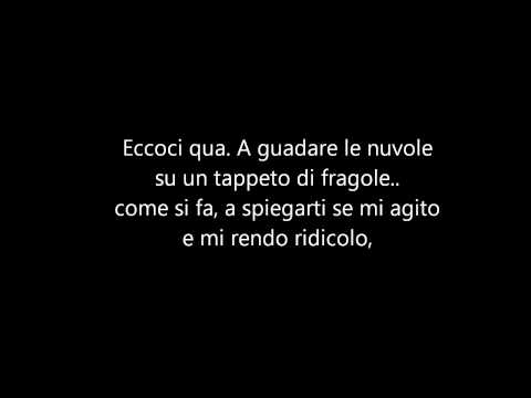 MODÀ-TAPPETO DI FRAGOLE Lyrics