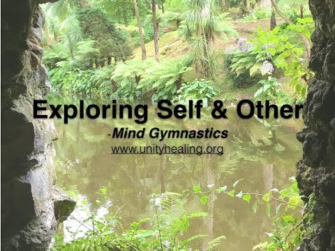 Exploring aspects of self & other: on the path towards co-creation