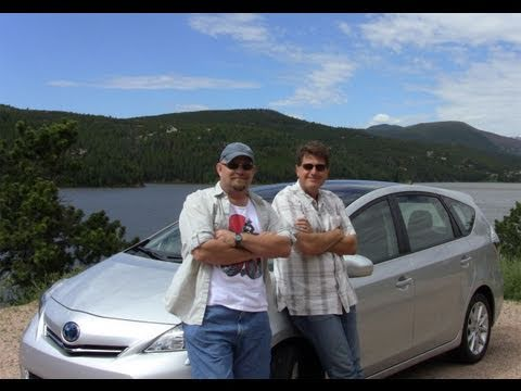 First Drive Review: Is the 2012 Toyota Prius V ready to haul you & all your stuff?