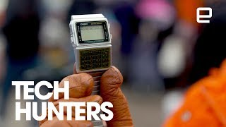 Keeping watch on wearable tech | Tech Hunters