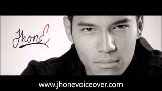 Reel JhonE Voice Over