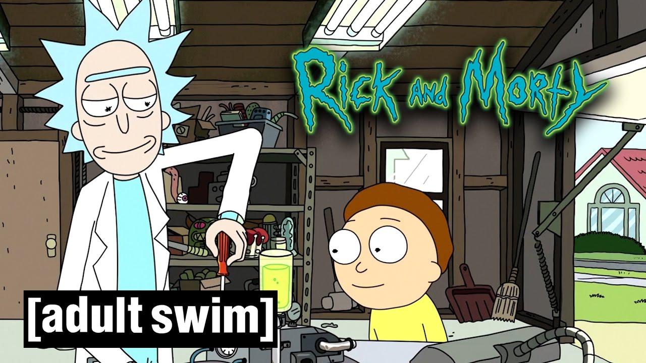 5 Great Season 1 Moments | Rick and Morty | Adult Swim
