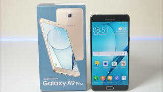 samsung galaxy a9 pro india unit unboxing hands on   4gb ram   allabouttechnologies
