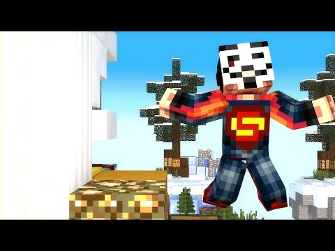 O SUPER HACKER?! TROLLANDO HACKERS NO SKYWARS! Minecraft