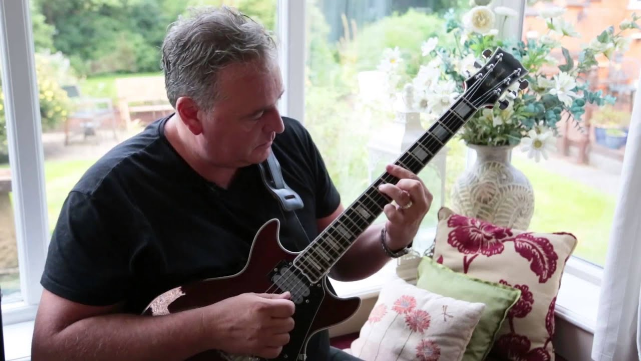Gordon-Smith Guitars / Volumax Booster with Steve Fairclough