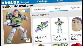 Creamos el Perfil de Buzz Lightyear Toy Story 4 ? Kori Roblox