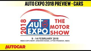Auto Expo 2018 Preview - Cars | Feature | Autocar India