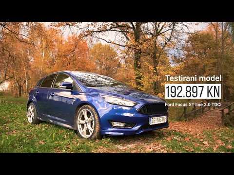 Ford Focus - testirao Juraj Šebalj