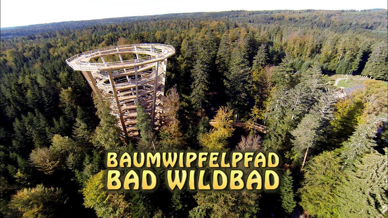 baumwipfelpfad bad wildbad schwarzwald tree top walk. Black Bedroom Furniture Sets. Home Design Ideas