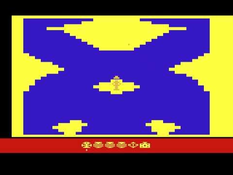 Retro Friend - Raiders of the Lost Ark (Atari 2600)