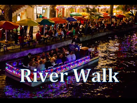 River Walk, San Antonio TX