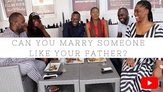 CAN YOU MARRY A MAN LIKE YOUR FATHER? || TRENDING INSTAGRAM TOPICS