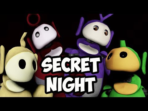SECRET NIGHTMARE NIGHT - FIVE NIGHTS AT TUBBYLAND 2 |  ( WITH SHOUTOUTS ) | FNATL2 3026 SECRET NIGHT