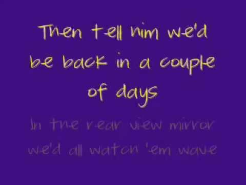 [On-Screen Lyrics] Justin Moore - If Heaven Wasn't So Far Away.